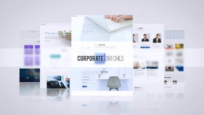 corporate divi child theme